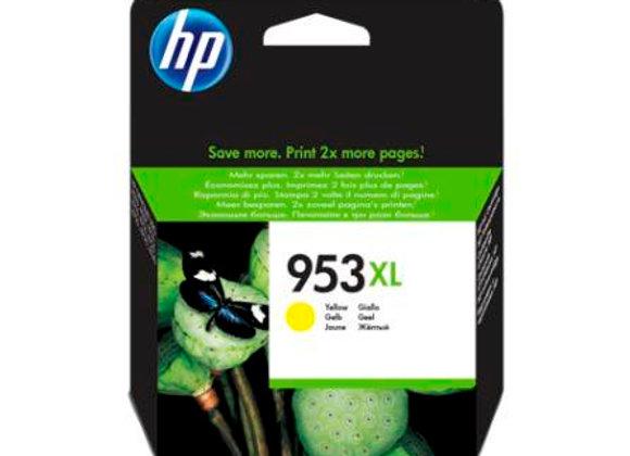 דיו מקורי HP 953XL צהוב