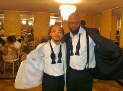 The Kidd Creole and Hughey Adams