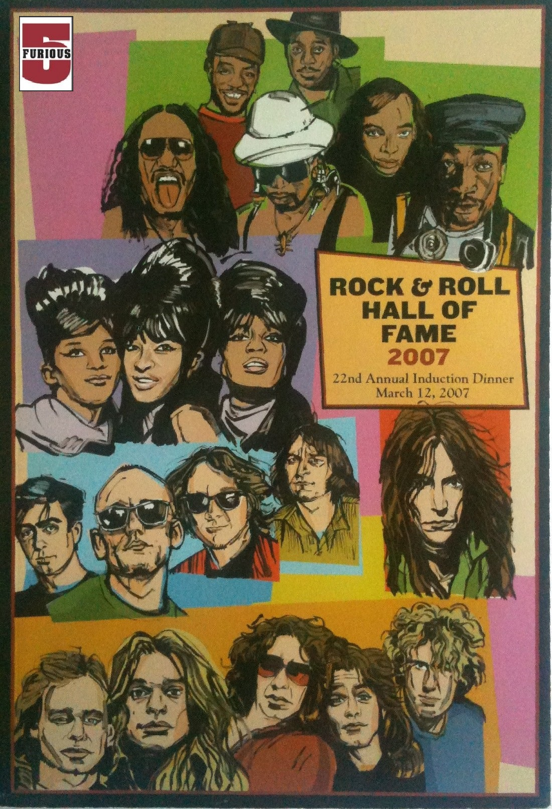 Rock and Roll Hall of Fame 2007 Program 03.JPG