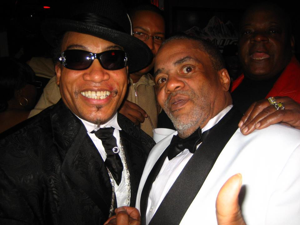Mele Mel & DJ Hollywood
