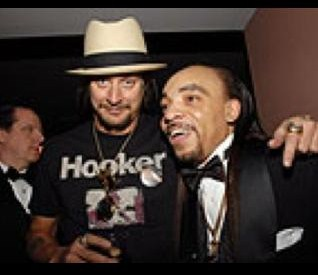 The Kidd Creole and Kid Rock
