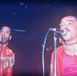Cowboy & The Kidd Creole circa 1981