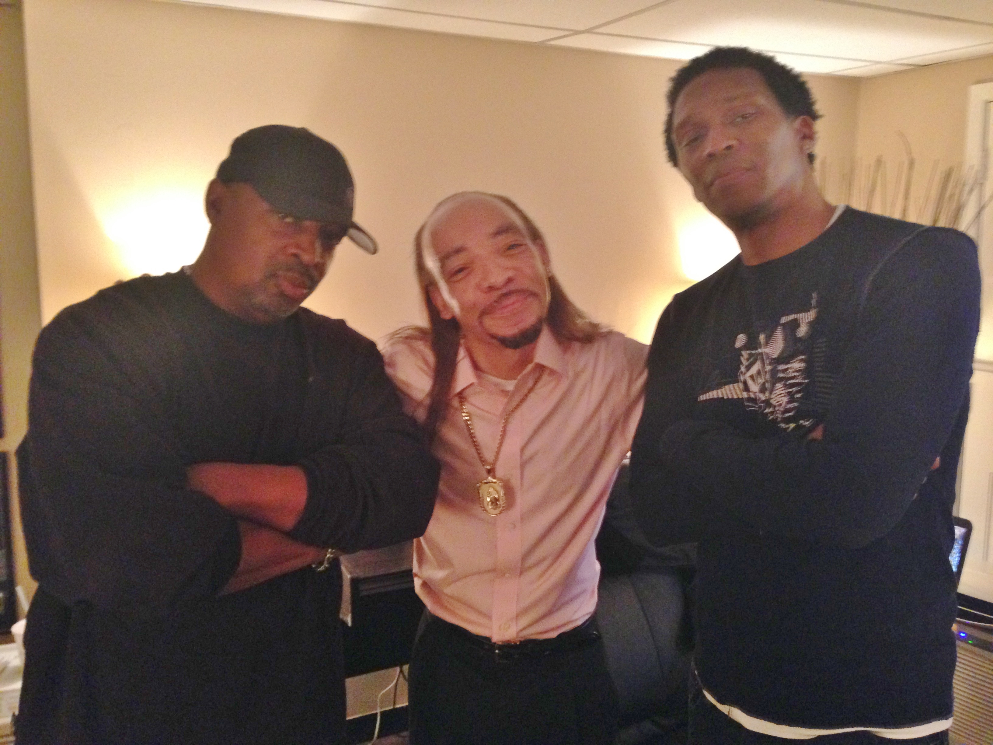 Me, Chuck D & Keith Shocklee.JPG