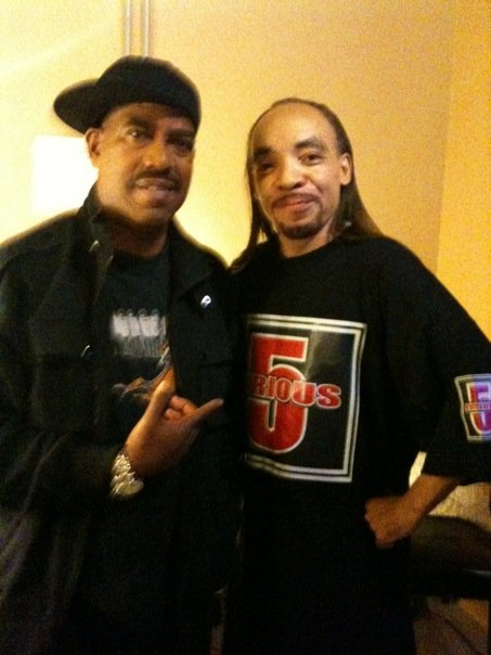 The Kidd Creole and Kurtis Blow