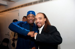 The Kidd Creole and Chuck D