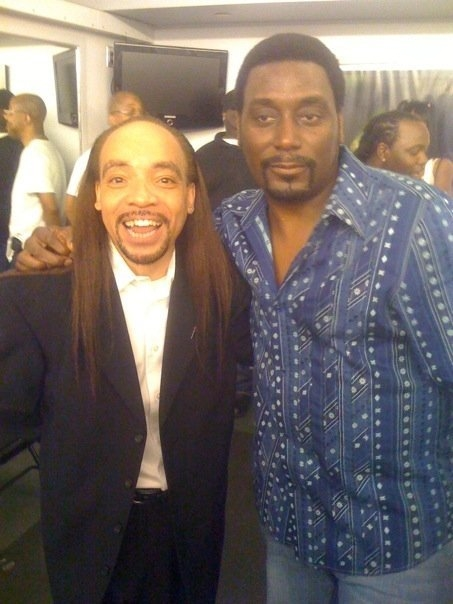The Kidd Creole and Big Daddy Kane