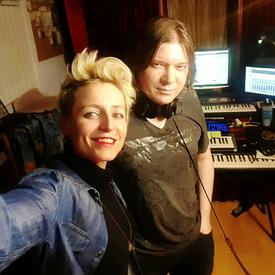 Cyn Gillet & Alex Kharlamov