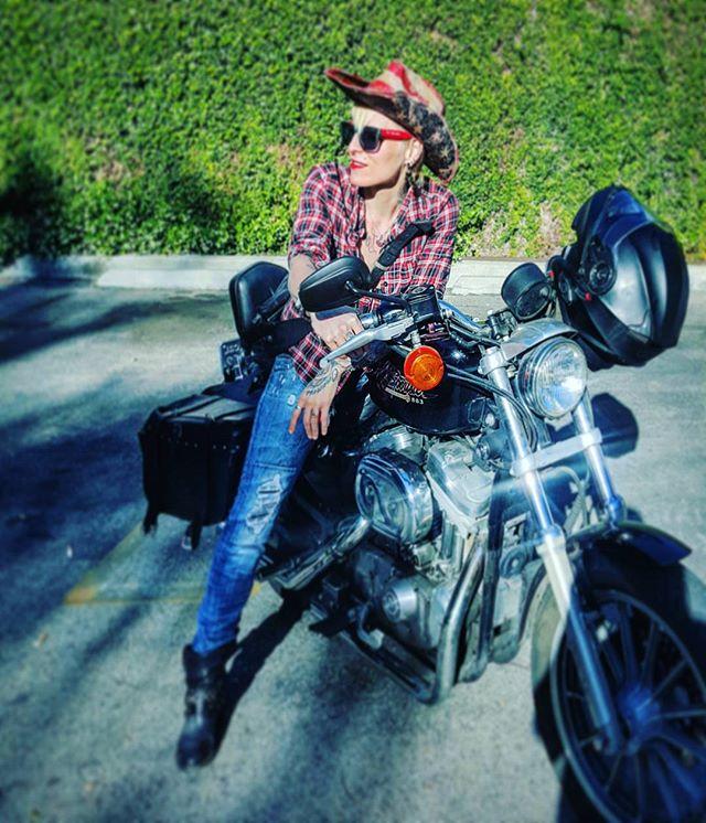 Love my #harley #lifestyle #sound #loud #biker #sportster #bornfree #harleydavidson