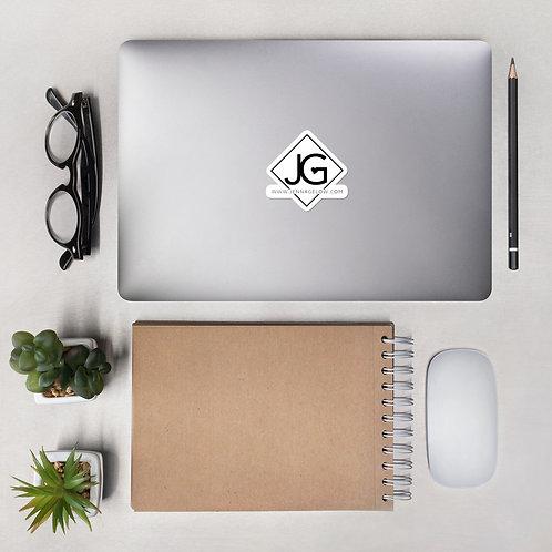 JG Designs Sticker