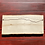 Thumbnail: Wood Burned Raw Edge Sign