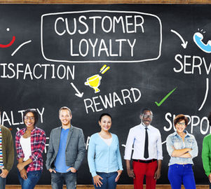 Customer Loyalty Satisfaction Support St