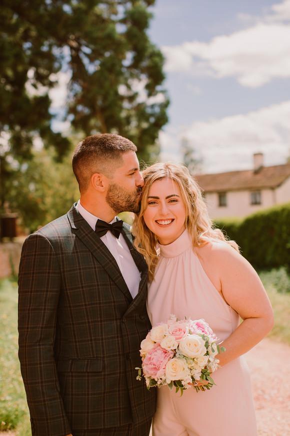 Micro Wedding Couple