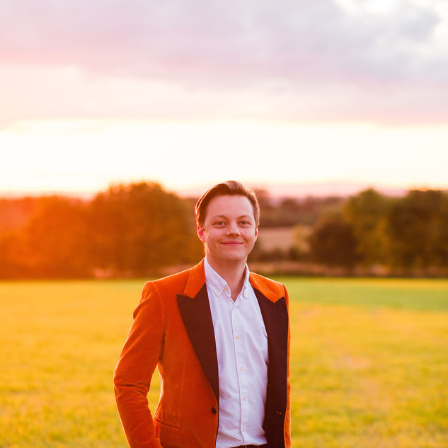 colourful headshot of entrepreneur