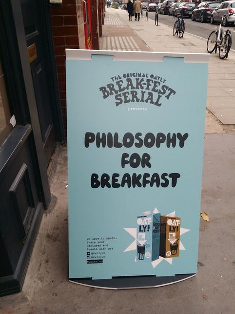 Philosophy for Breakfast
