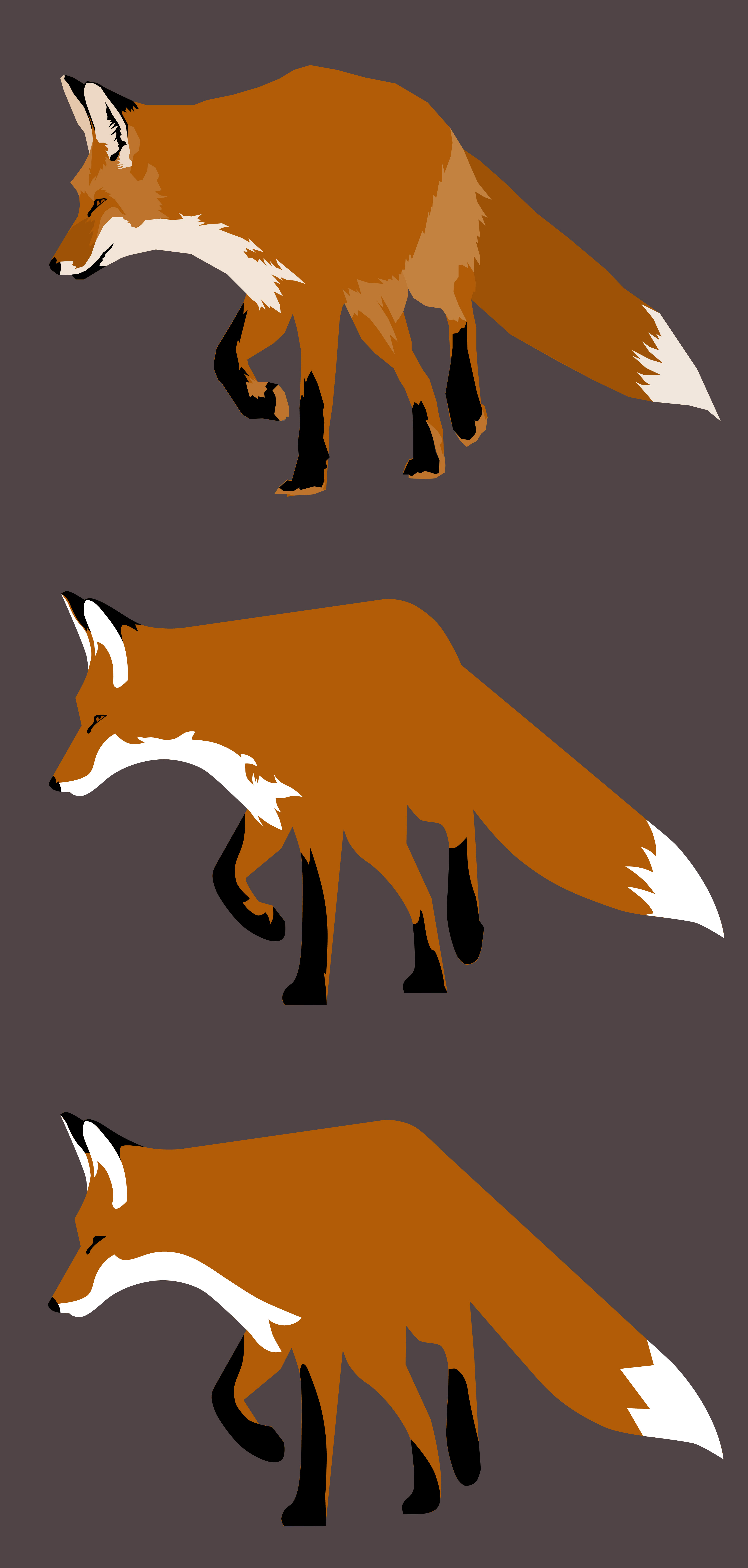 Fox Simplification