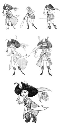 Ant Pirate Queen