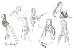 2 Addie Sketches