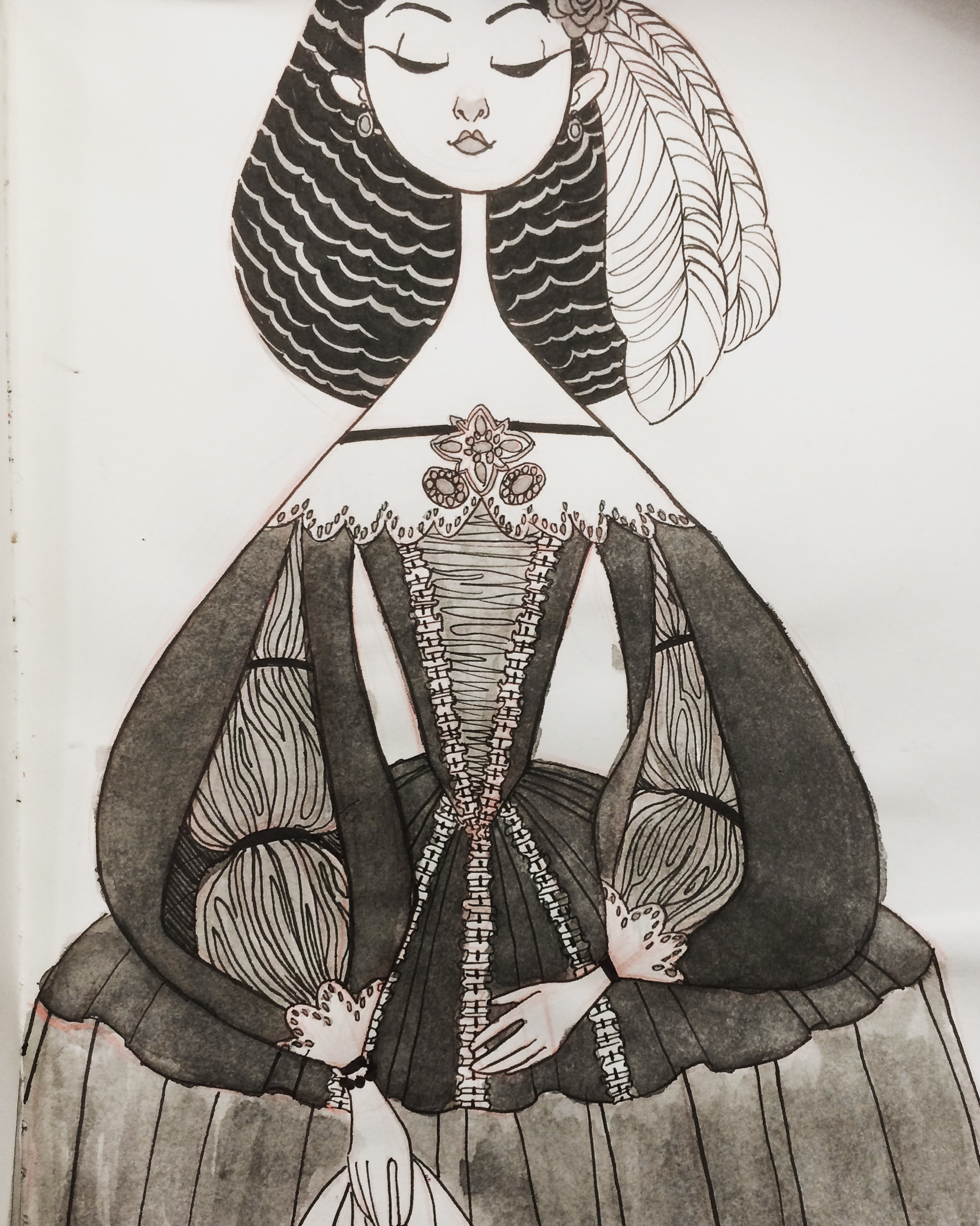 Spain, 1600s