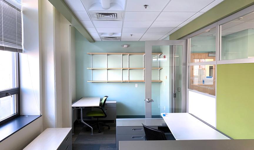 VISITING SCHOLAR'S OFFICE