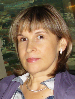 Ольга Владимировна Одегова