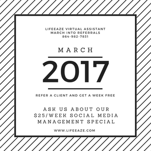 March on into Referrals!