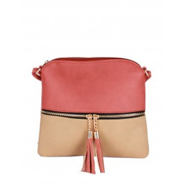 Multi-Color Crossbody