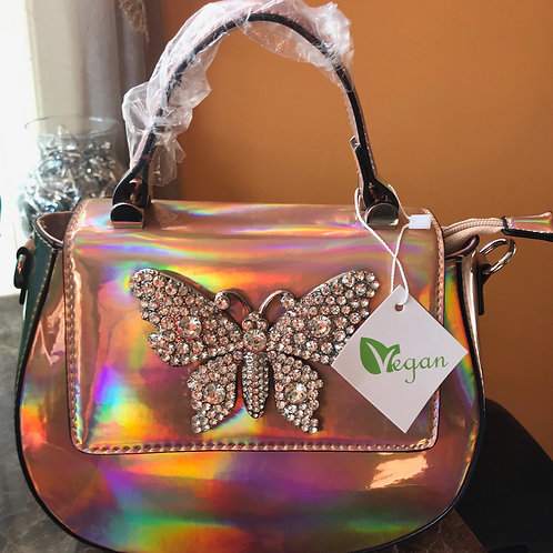 """Fly like a Butterfly"" Purse"