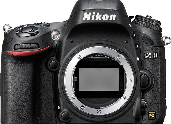 Nikon D610 גוף בלבד DSLR מצלמת ניקון