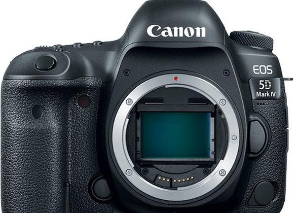 מצלמה DSLR קנון Canon EOS 5D Mark IV