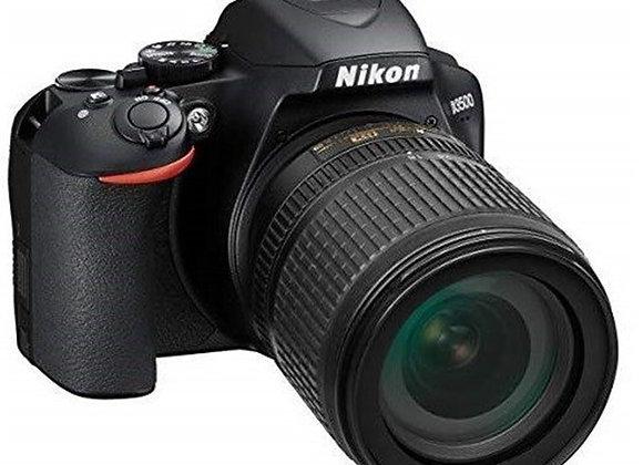Nikon D3500 + 18-105VR - קיט DSLR מצלמת ניקון - יבואן רשמי