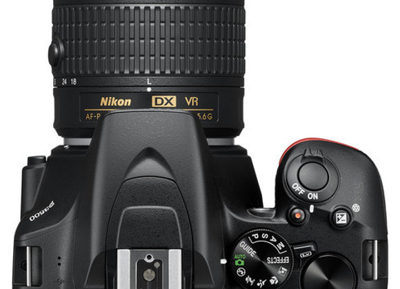 Nikon D3500 + 18-55 VR AFP - קיט DSLR מצלמת ניקון - יבואן רשמי