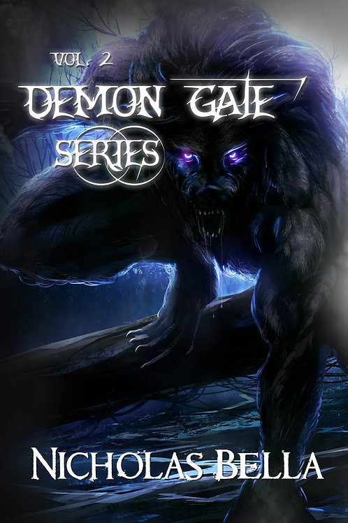 Demon Gate Vol. 2