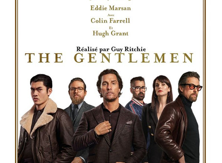 Movie Review: The Gentlemen