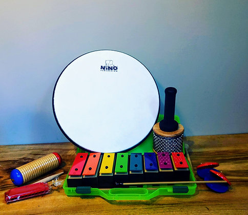 Musical Nest Kit with Chime Bars