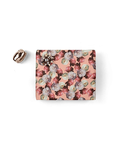 Pastel Floral ~ Gift Wrapping
