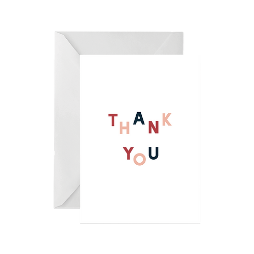Thank You ~ Gift Card
