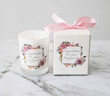 Boxed White Votive Candles