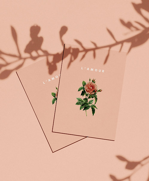 L 'Amour ~ Gift Card