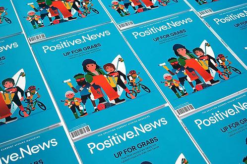 Positive News Magazine | July-Sept 2021