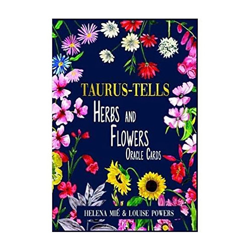 Herbs & Flowers Oracle Cards | Mie & Powers