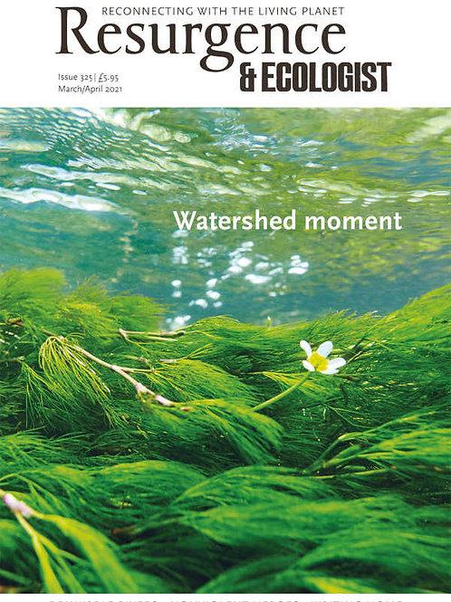 Resurgence & Ecologist Magazine | March/April 2021