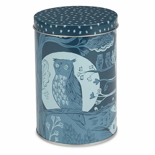 Lush Design Owl Tin