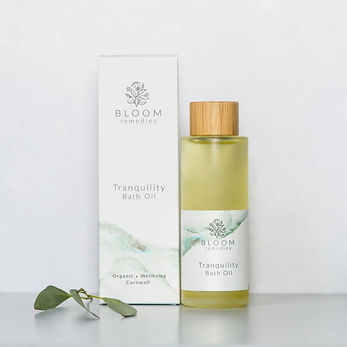 Bloom Remedies Tranquility Bath Oil