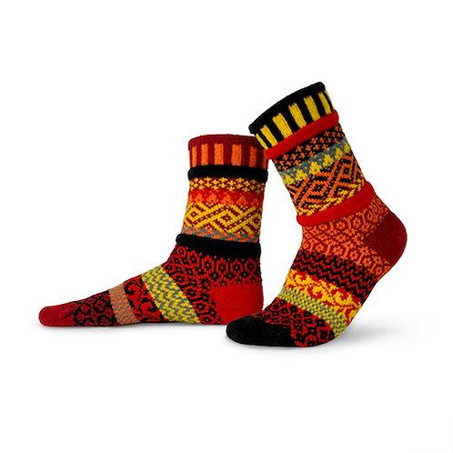 Solmate Socks Fire