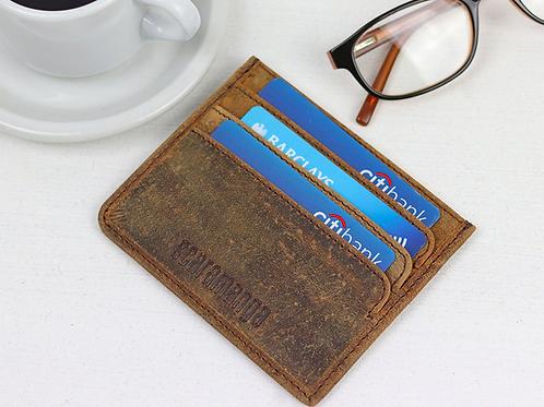Scaramanga Credit Card Wallet