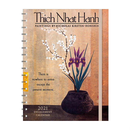 Thich Nhat Hanh Diary 2021