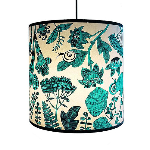 Lush Flowers & Snails Lampshades