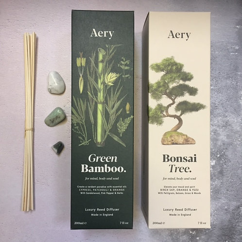 Aery Reed Diffusers