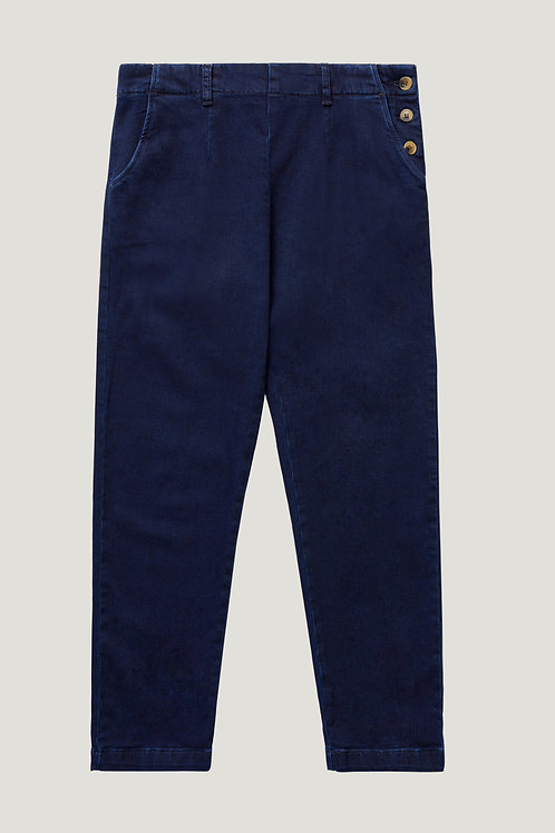Seasalt Waterdance Trouser | Dark Indigo