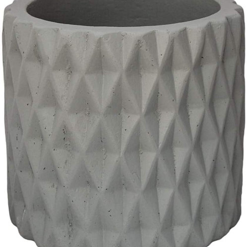 Cement Diamond Planters